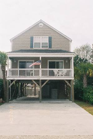 Myrtle Beach, South Carolina Golf Vacation Rentals