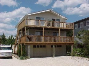Long Beach Island, New Jersey Golf Vacation Rentals