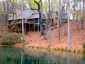 Blue Ridge, Georgia Cabin Rentals