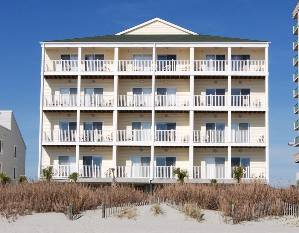 Myrtle Beach, South Carolina Beach Rentals