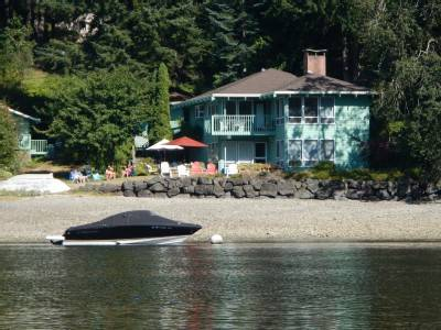 Washington Olympic Peninsulas Cabin Rentals
