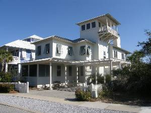 Florida Panhandle Golf Vacation Rentals