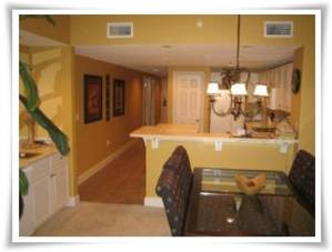 Dune Allen Beach, Florida Golf Vacation Rentals