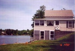Maine Kennebec Moose River Valley Pet Friendly Rentals