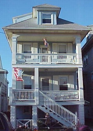 Wildwood Crest, New Jersey Golf Vacation Rentals