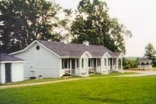 Parthenon, Arkansas Cabin Rentals