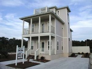 Seaside, Florida Golf Vacation Rentals
