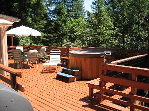 California North Coast Cabin Rentals