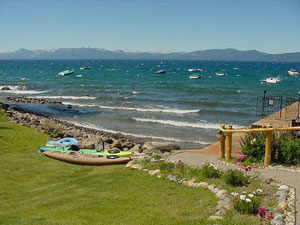 Carnelian Bay, California Beach Rentals