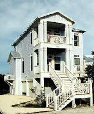 Alabama Beach Rentals