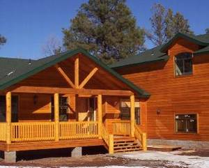 Alpine, Arizona Cabin Rentals