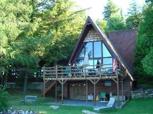 New York Adirondack Beach Rentals