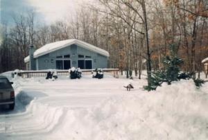 Pennsylvania Central Ski Vacations