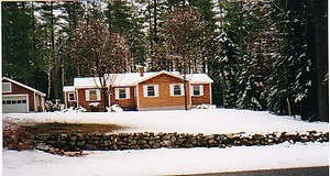 Maine Kennebec Moose River Valley Golf Vacation Rentals