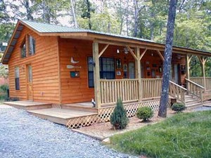 Lake Toxaway, North Carolina Cabin Rentals