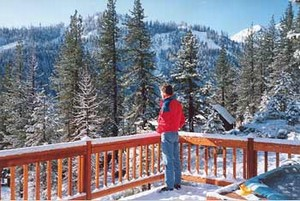 Donner Lake, California Cabin Rentals