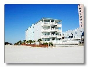 Orange Beach, Alabama Beach Rentals