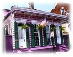 New Orleans, Louisiana Pet Friendly Rentals