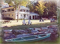 Rangeley, Maine Golf Vacation Rentals
