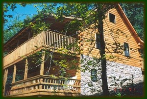 Hocking Hills, Ohio Cabin Rentals