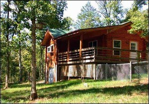 Arkansas Golf Vacation Rentals