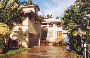 Punaluu, Hawaii Golf Vacation Rentals