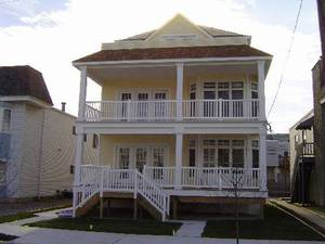 Brigantine, New Jersey Golf Vacation Rentals