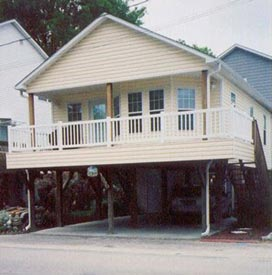 Garden City Beach, South Carolina Beach Rentals