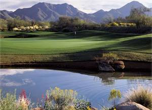 Arizona Golf Vacation Rentals