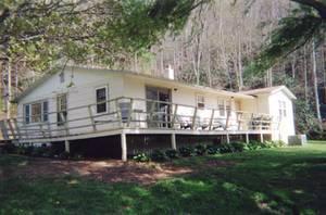 North Carolina Mountains Pet Friendly Rentals