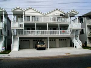 Cape May, New Jersey Cabin Rentals