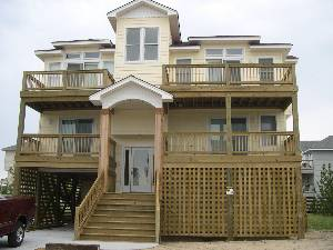 Topsail Island, North Carolina Vacation Rentals
