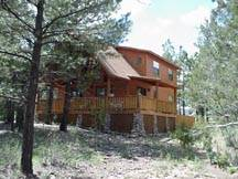 Alpine, Arizona Golf Vacation Rentals