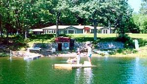 Birchwood, Wisconsin Golf Vacation Rentals