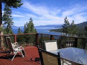 Lake Tahoe, California Ski Vacations