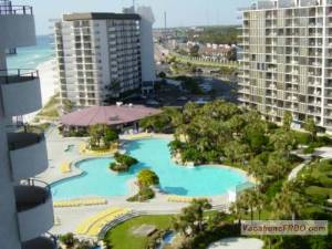 Miramar Beach, Florida Beach Rentals