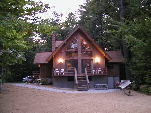New Hampshire Cabin Rentals