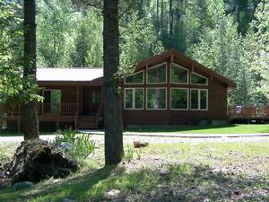 California Shasta Cascade Vacation Condo