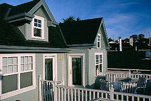 California San Francisco Cabin Rentals