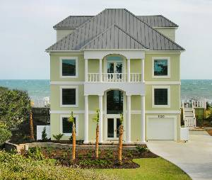 Ocean Isle Beach, North Carolina Golf Vacation Rentals