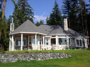 Washington The Islands Cabin Rentals