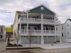 Cape May, New Jersey Golf Vacation Rentals
