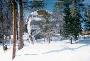 Lake Arrowhead, California Cabin Rentals
