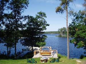 Long Lake, Wisconsin Ski Vacations