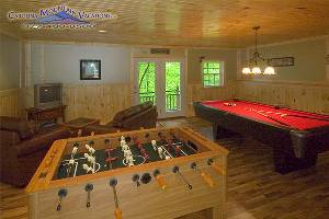 Cashiers, North Carolina Golf Vacation Rentals