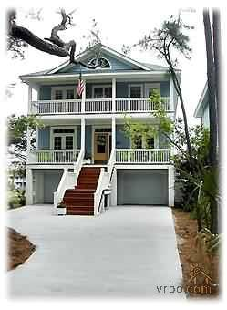 Daufuskie Island, South Carolina Beach Rentals