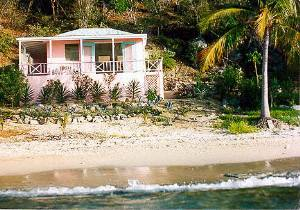 Virgin Islands British Golf Vacation Rentals