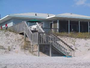 Surf City, North Carolina Golf Vacation Rentals