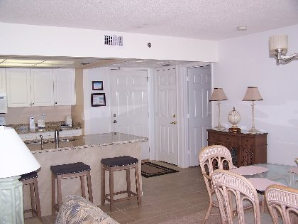 Mexico Beach, Florida Golf Vacation Rentals