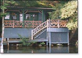 Lake George, New York Cabin Rentals